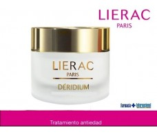 Lierac Deridium Anti-arrugas (Piel normal y mixta) 50 ml.