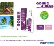 Goibi Xtreme Antimosquito Tropical Locion 75 ml.