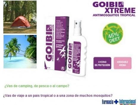 Goibi Xtreme Antimosquito Tropical Locion 75 ml.