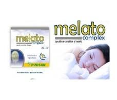 Pinisan Melato Complex (Melatonina 1,9mg) 30 capsulas.