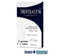 Trofolastin Reductor de Cicatrices Hipertroficas y Queloides 5 x