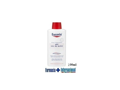 Eucerin Piel sensible ph5 Gel de Baño 200ml.