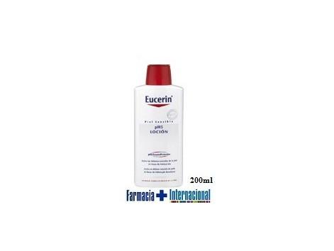 Eucerin Piel Sensible pH5 Loción 200ml.