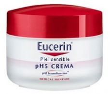 Eucerin Piel Sensible pH5 Crema 100ml.