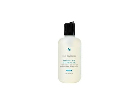 SkinCeuticals Blemish + AGE Cleansing Gel 250ml.