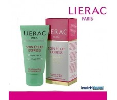 Lierac Clarifyng Mask Express Radience Care Purifying Exfolianti