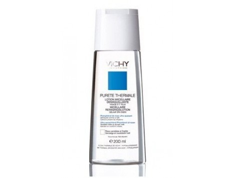 Vichy Micelar Calming Cleansing Solution 200ml.