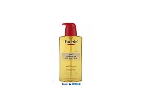 Eucerin Piel Sensible pH5 Oleogel de Ducha 1000ml.
