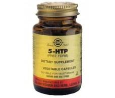 Solgar 5-Hidroxitriptofano 5-HTP 30 capsulas