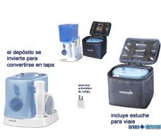 Traveler Oral Irrigator Waterpik WP-300 (with Necessaire travel)