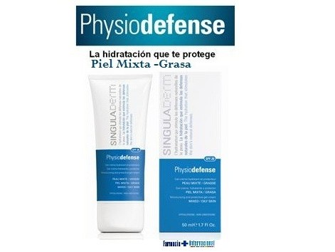 Singuladerm Physiodefense Piel Mixta / Grasa 50ml