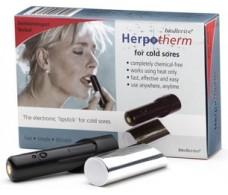 Herpotherm tratamiento del herpes labial.