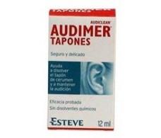 Esteve Audimer Tapones gotas 12ml.