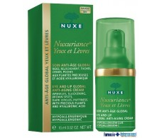 Nuxe Nuxuriance Yeux et Levres 15 ml. Ojos y Labios.