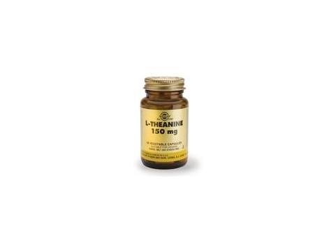 Solgar L-Theanine 150 mg. 60 capsules