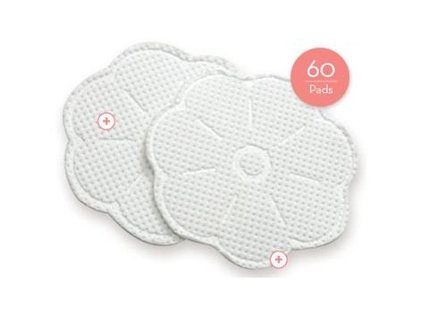 Simplisse Disposable Breast Pads 60 unidades.