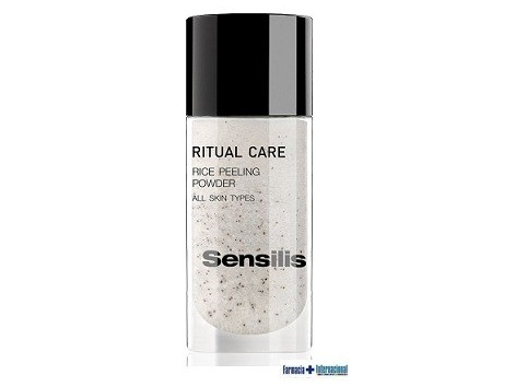 Sensilis Ritual Care Polvo Exfoliante de arroz 30ml.