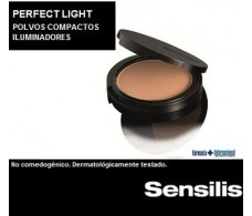 Sensilis Perfect Light Polvo Compacto Iluminador 9 gramos.