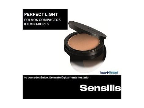 Sensilis Perfect Light Polvo Compacto Iluminador 9 gramos.