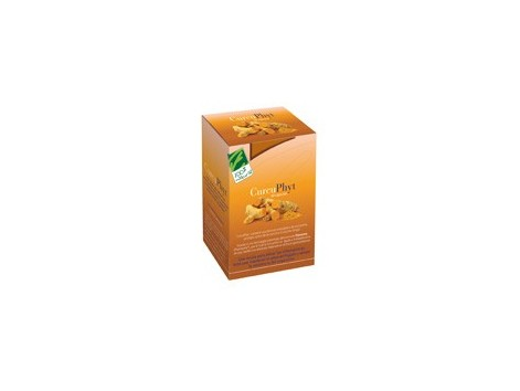 Curcuphyt  cúrcuma 60 capsulas. 100% Natural.