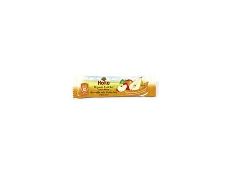 Holle barrita de manzana y pera 25g