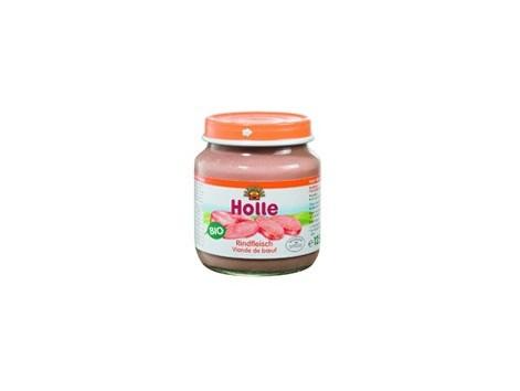 Holle mini Potito de carne 100% de Ternera 125g