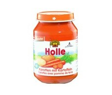Holle Potito de Zanahoria y Patata 190g
