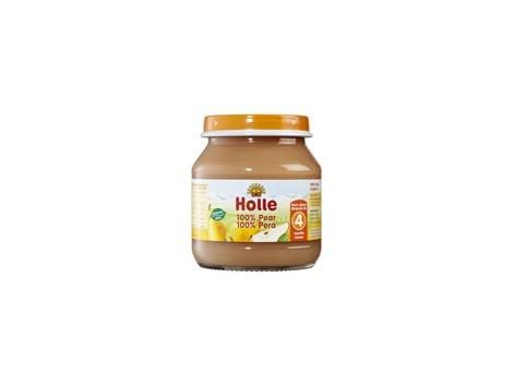 Holle mini potito 100% de pera 125g