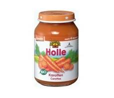 Holle potitos de zanahoria 190g