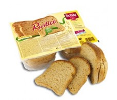 Schar rustic bread with gluten-free cereal 2 x 225g