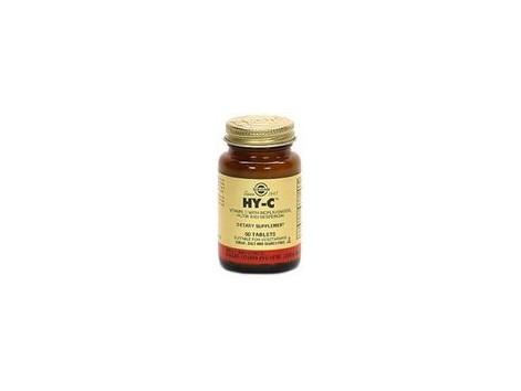 HY-C Solgar Vitamin C 100 tablets