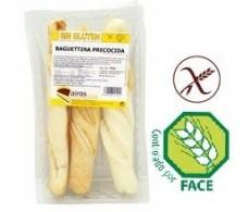 Airos Celiacs Pan especial precocido sin gluten 300g (3 unidades