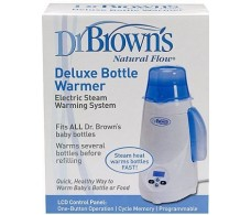 Dr. Brown's Deluxe Bottle Warmer Electric Steam Warming System.