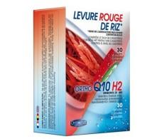 Orthonat Levadura Roja de Arroz Bio + Ortho Q-10 H2 (Ubiquinol).