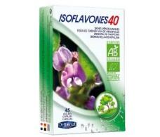 Orthonat Isoflavonas 40 Bio menopausia 45  capsulas.