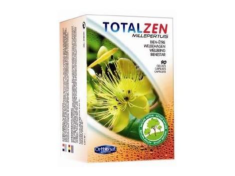 Orthonat Total Zen (Hiperico) 90 capsulas.
