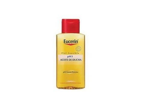 Eucerin Piel Sensible pH5 Aceite de ducha 200ml.