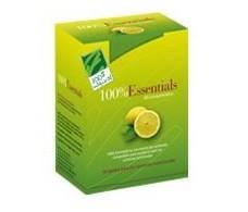 100% Essentials 60 comprimidos. 100% Natural.