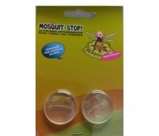 Mosquit-stop 2 pastillas anti-mosquitos ( recambio Pulsera Mosqu