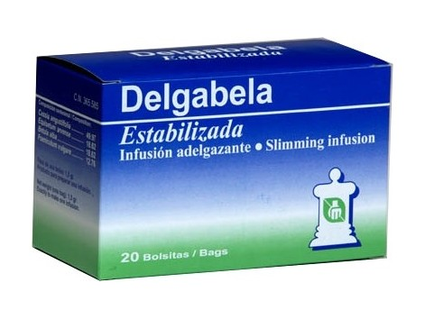 Delgabela stabilized 20 bags. Slimming