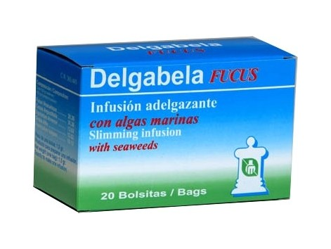Delgabela Fucus 20 infusion bags