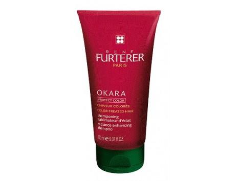 Rene Furterer Okara Protect Color Champu Sublimador Brillo 150ml