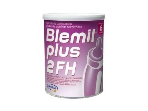 Ordesa Blemil Plus 2 FH hidrolizada 400 gramos.