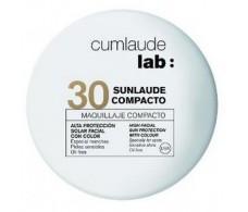 Sunlaude Compact SPF 30 + Face. 10g.