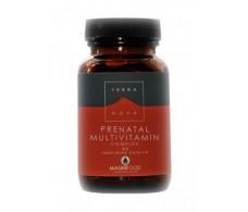 PRENATAL Multinutrient NEWFOUNDLAND 50 capsules. SUITABLE FOR ve