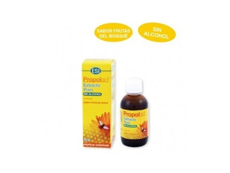 Esi propolis and echinacea extract Propolaid 50ml without