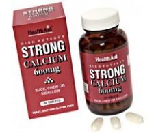 Strong Health Aid Calcium 600mg 600mg. 60 tablets. Health Aid