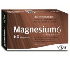 Vitae Magnesium 6 60 capsules