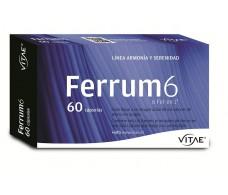 Vitae Ferrum 6 60 capsules