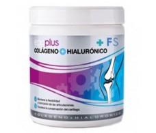 Plus Collagen + Hyaluronic Epa 420 gr